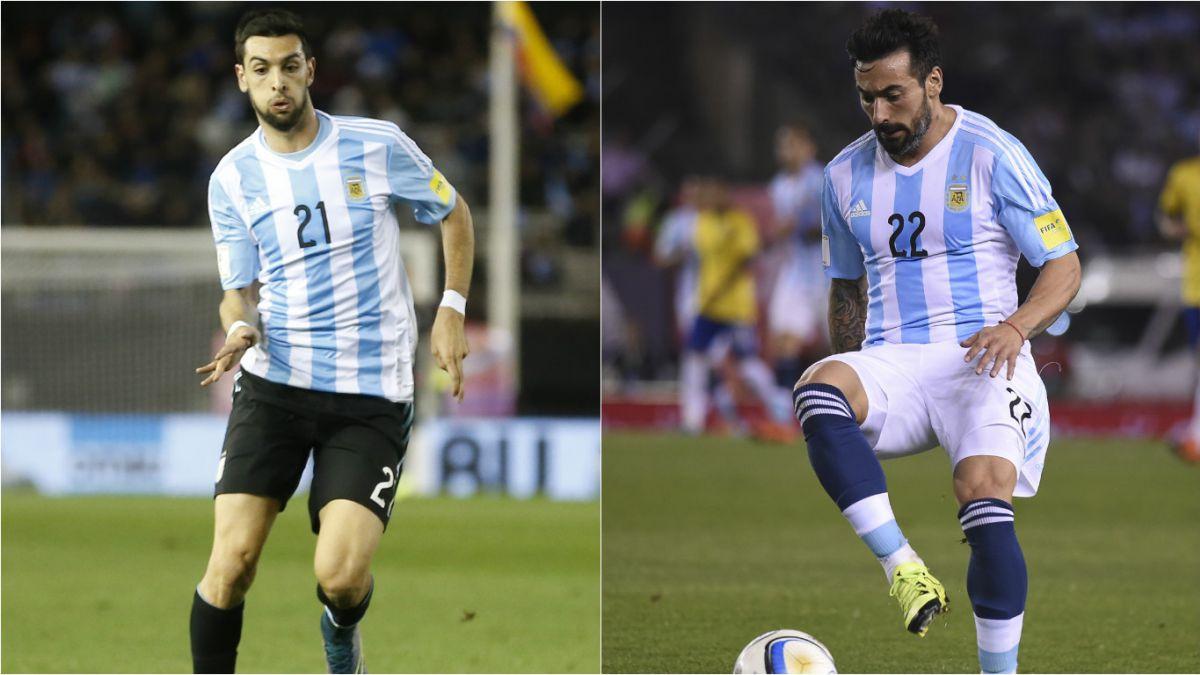 Dos figuras de Argentina se lesionan y están en duda para Copa América Centenario