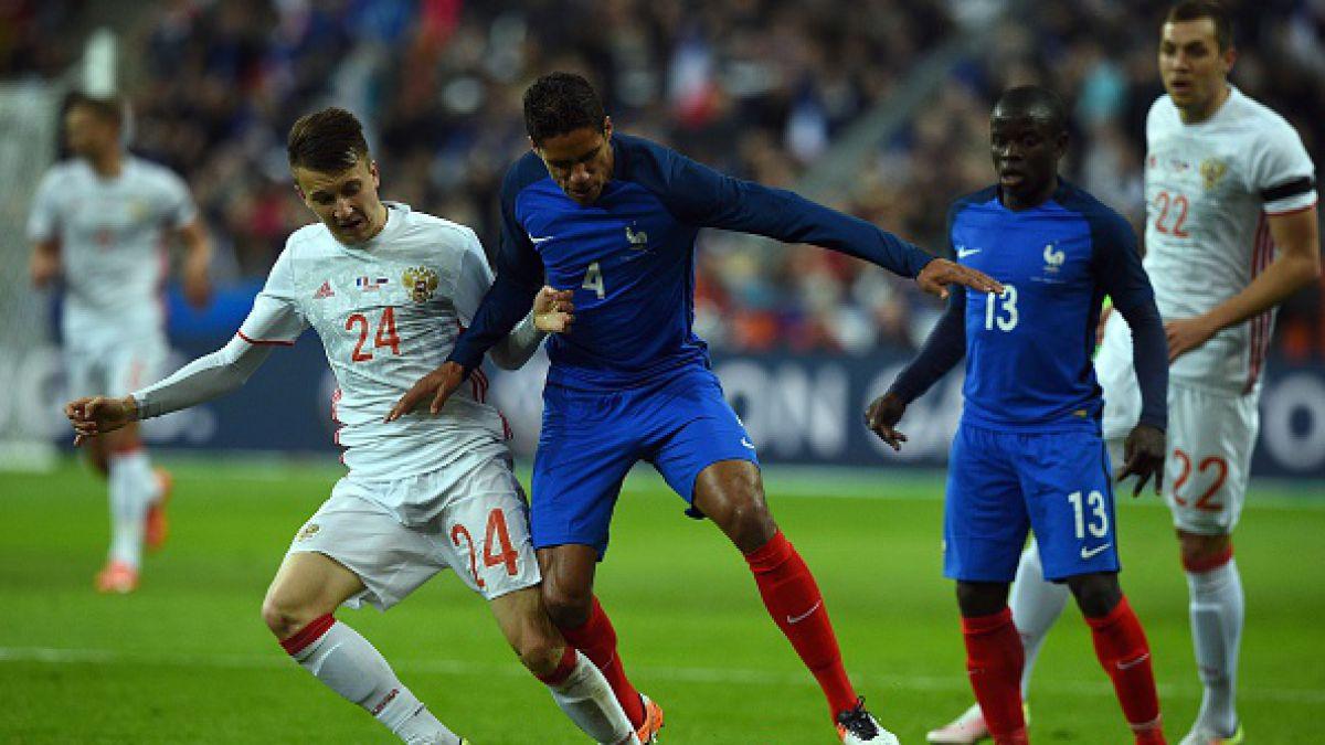 Francia suma problemas en defensa tras perder a central titular para la Eurocopa 2016