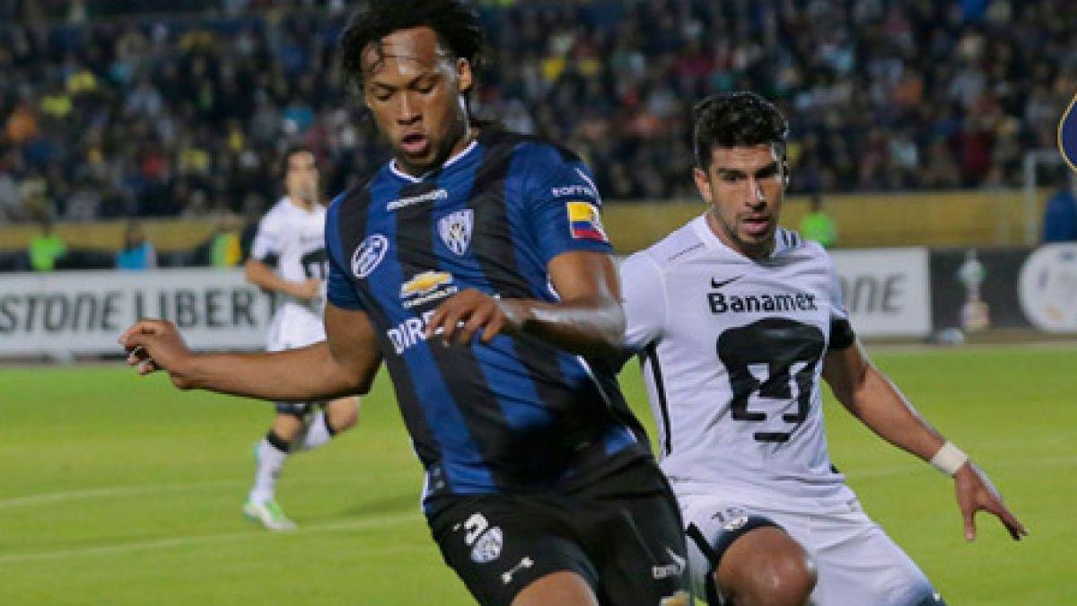 [Minuto a Minuto] Independiente del Valle dirime ante Pumas el paso a semis de la Libertadores