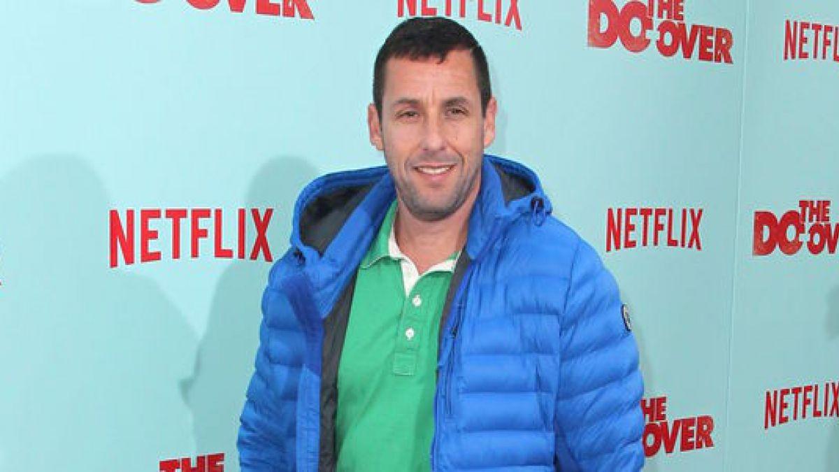 Adam Sandler hará cuatro nuevas películas para Netflix | Tele 13