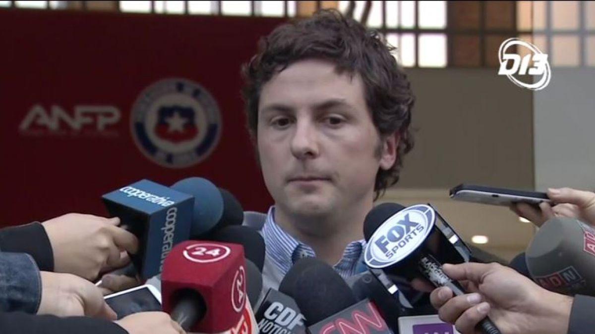 """Presidente de Valdivia: """"Estamos preocupados, es una situación muy difícil financieramente"""""""