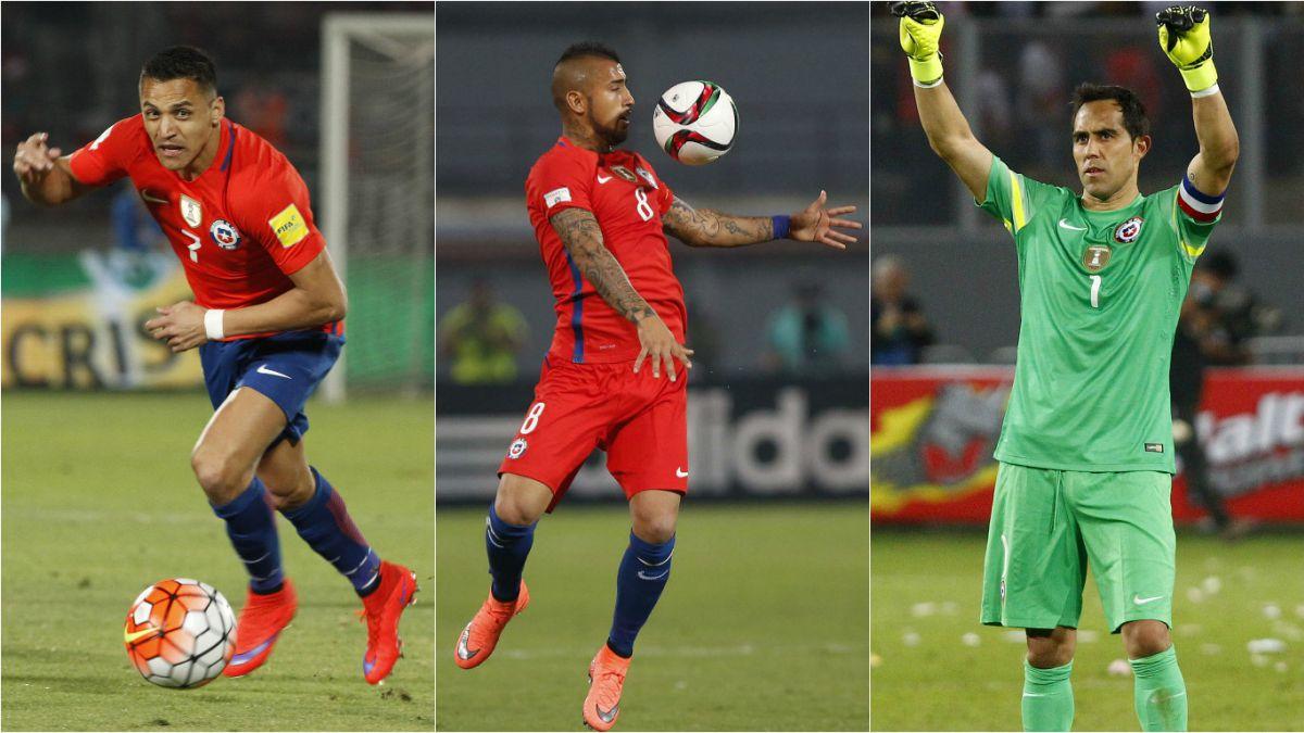 """Movidas de """"La Roja"""" que va a Copa América: Once jugadores pueden cambiar de club"""
