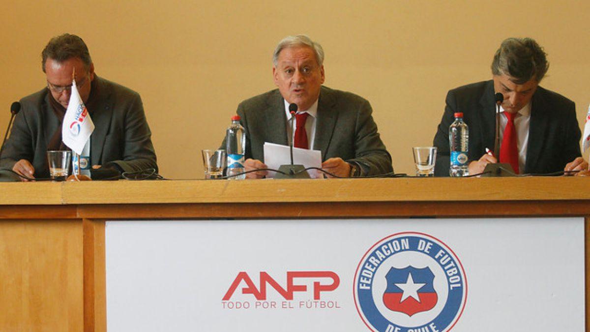 Salah tras auditoria a gestión Jadue: En la ANFP se armó una sociedad para delinquir