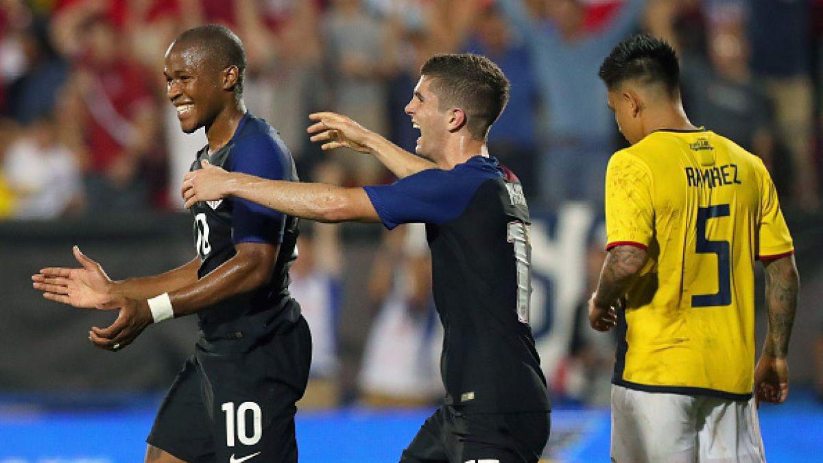 EEUU supera en la agonía a Ecuador en amistoso de preparación para la Copa Centenario