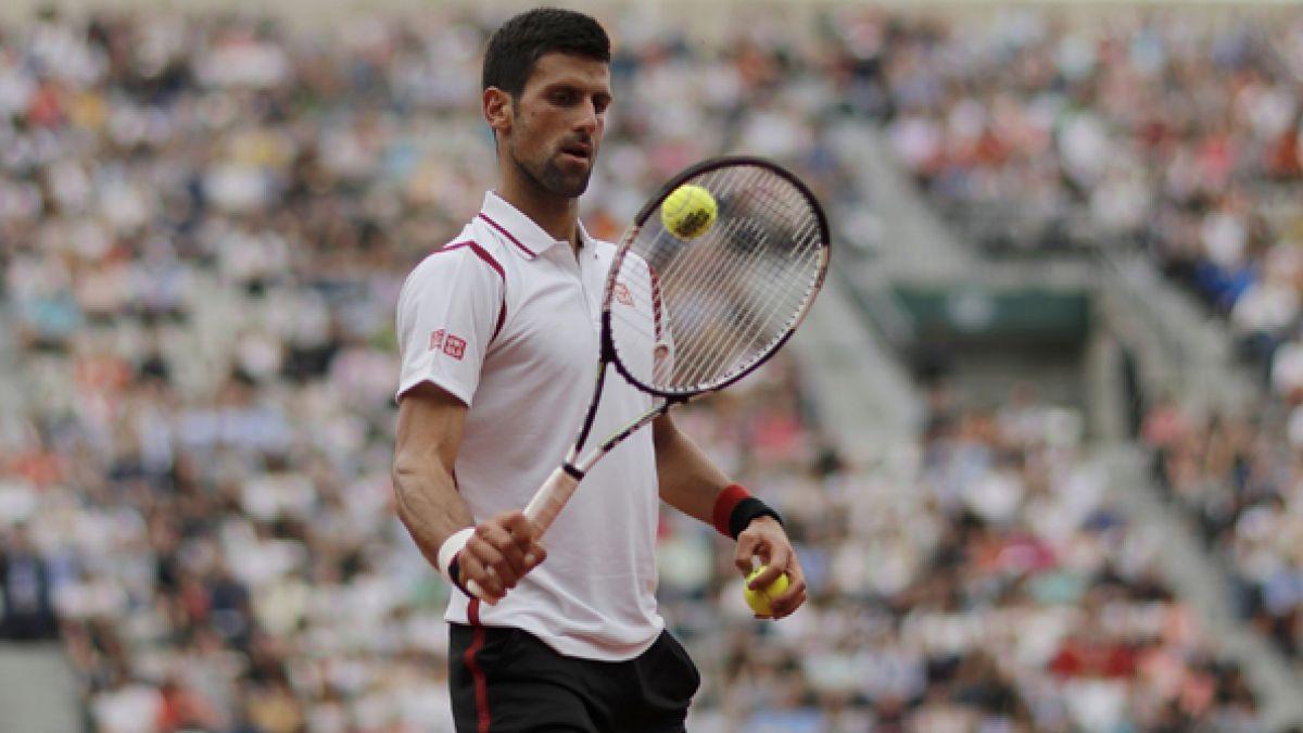 """Novak Djokovic revela que no come carne """"desde hace casi un año"""""""