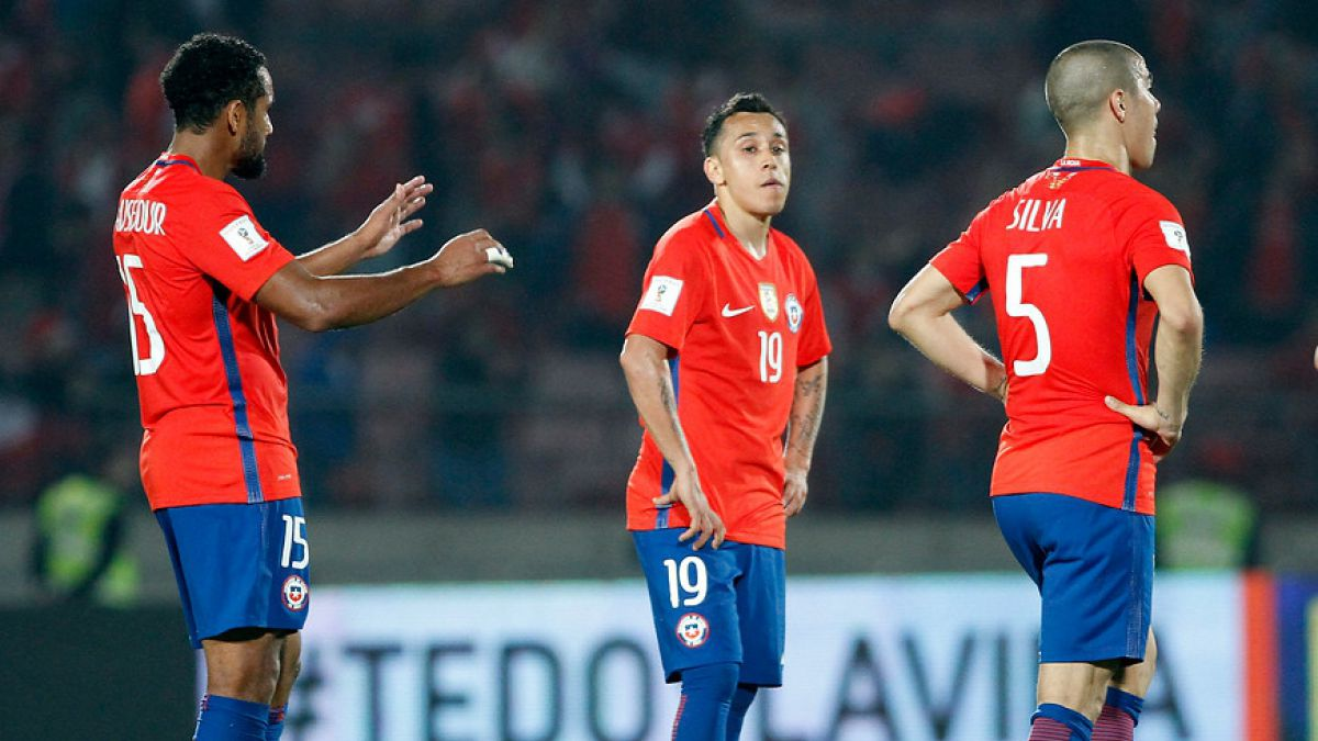 Así formaría La Roja en amistoso ante Jamaica previo a Copa América Centenario