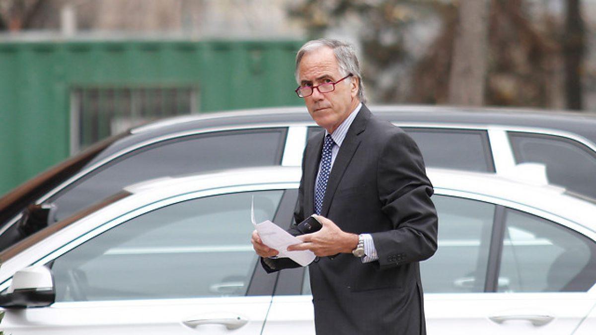 Se revelan documentos firmados por Cristián Varela para la defensa de Sergio Jadue