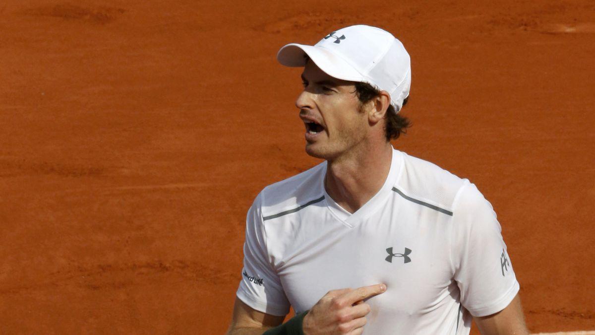 Andy Murray avanza con comodidad a octavos de Roland Garros