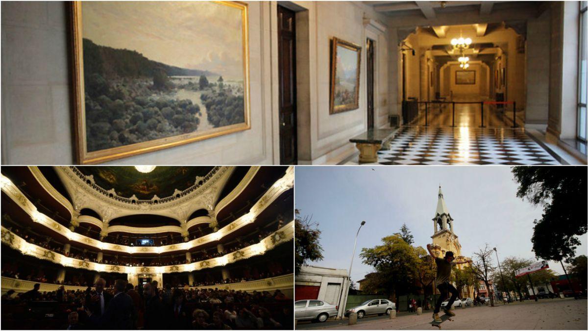Día del Patrimonio: #Mirada360, otra forma de ver los edificios históricos