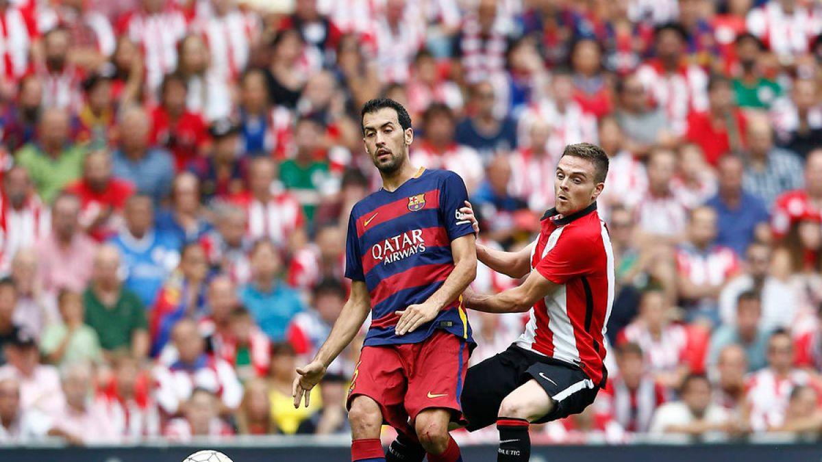 Sergio Busquets firma extensa renovación con el Barcelona