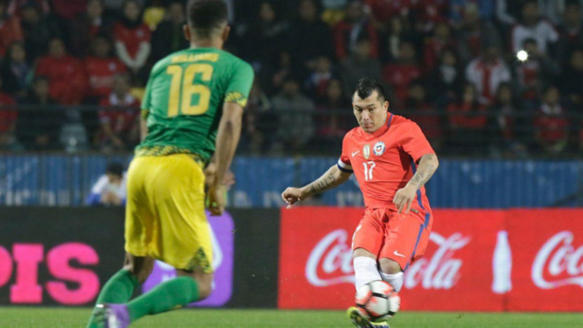 """Medel tras derrota ante Jamaica: """"Estos partidos sirven para prepararse solamente"""""""