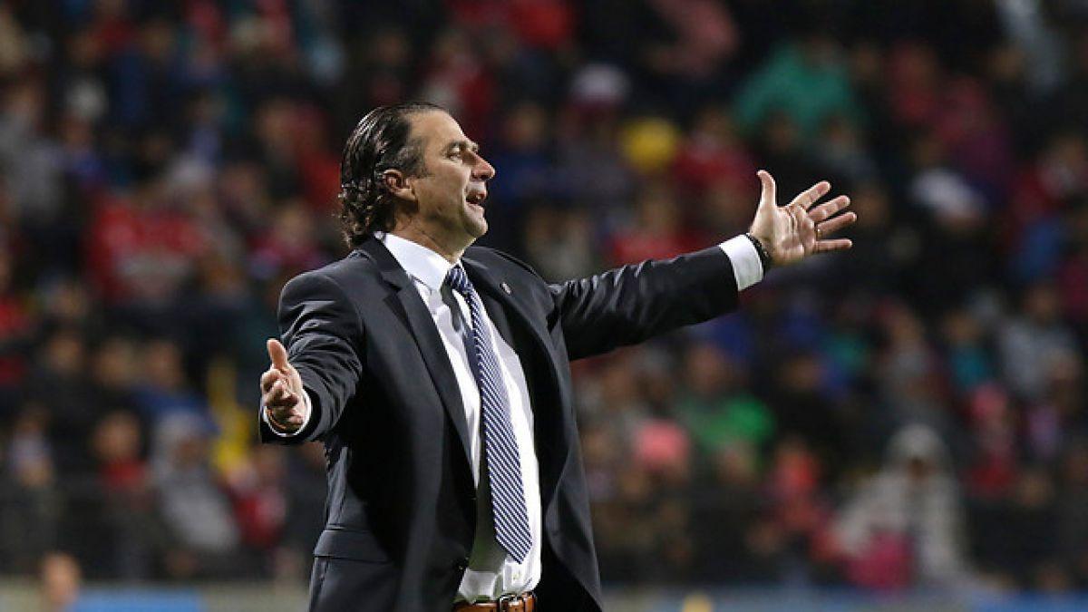 """Pizzi tras derrota: """"Que sea una enseñanza para el inicio de la Copa América Centenario"""""""