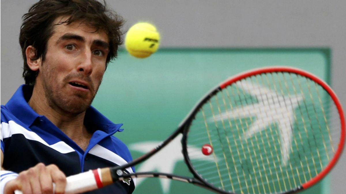 Sudamérica se queda sin Roland Garros tras eliminación del uruguayo Pablo Cuevas