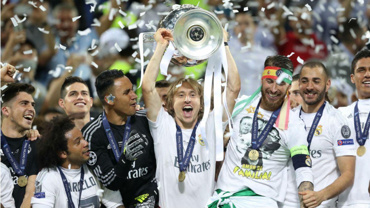 Todos los campeones de la Champions League en sus más de 60 años de historia