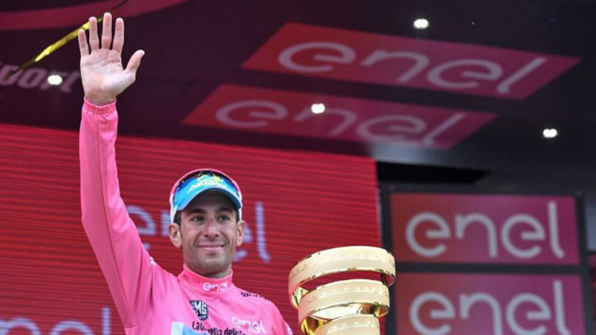 Vincenzo Nibali conquista el Giro y da a Italia su triunfo 69°