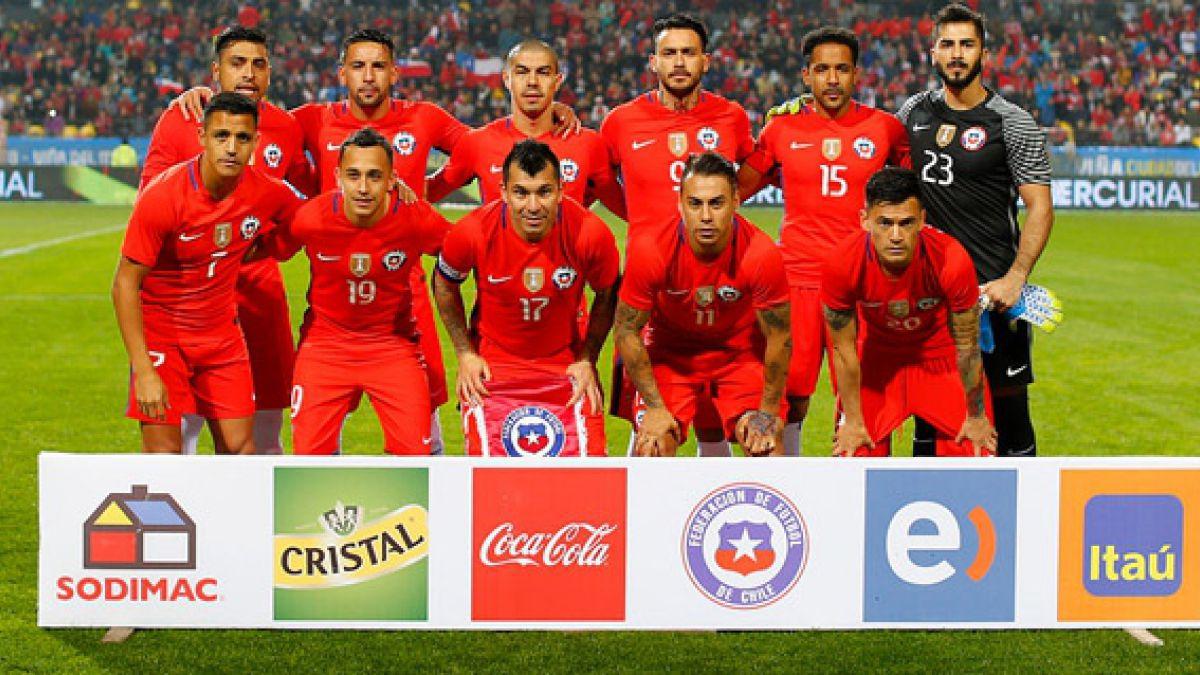 """""""La Roja"""" parte a Estados Unidos para disputar la Copa América Centenario"""