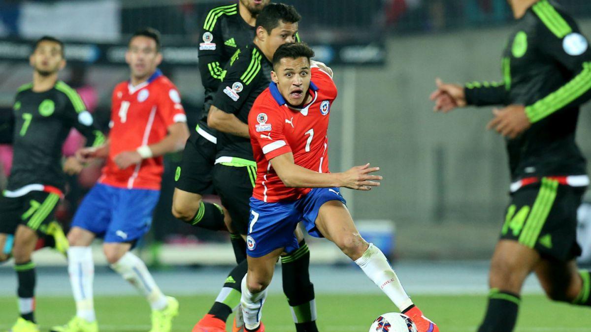 Chile descalificada de la Copa Centenario 2016