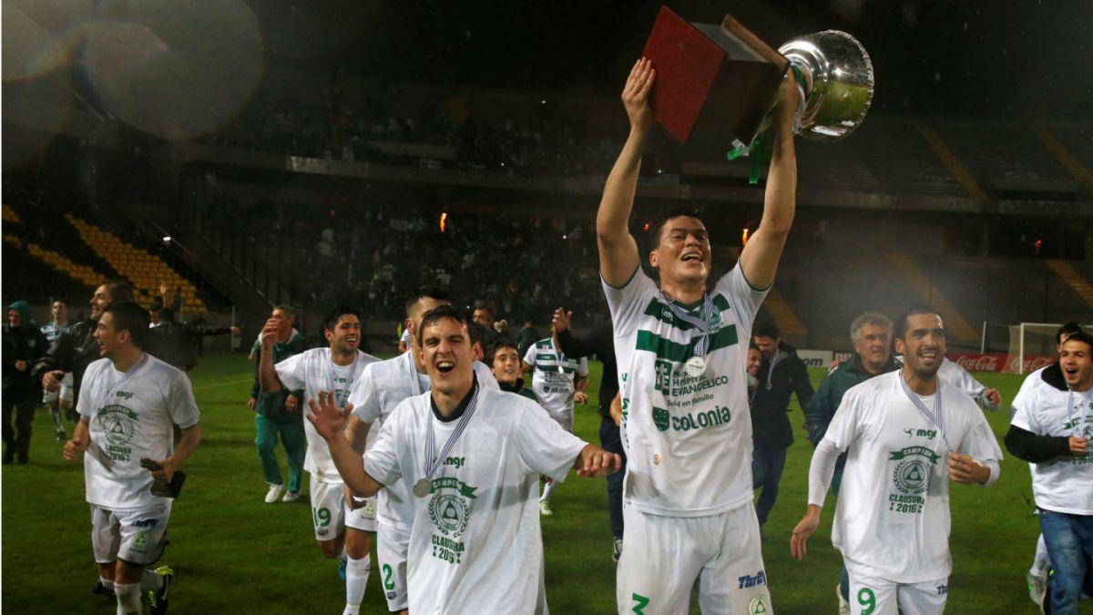 Fútbol uruguayo: Plaza Colonia sorprende y consigue primer título de su historia