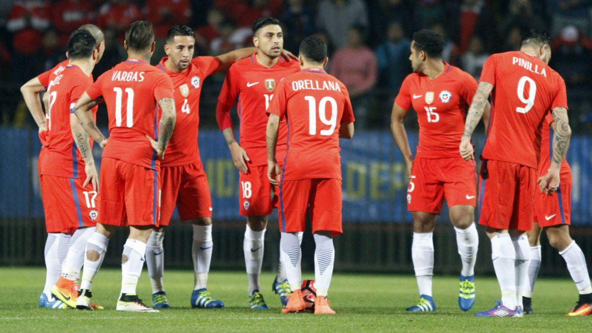 Las actividades de La Roja en la semana previa al debut en la Copa América Centenario