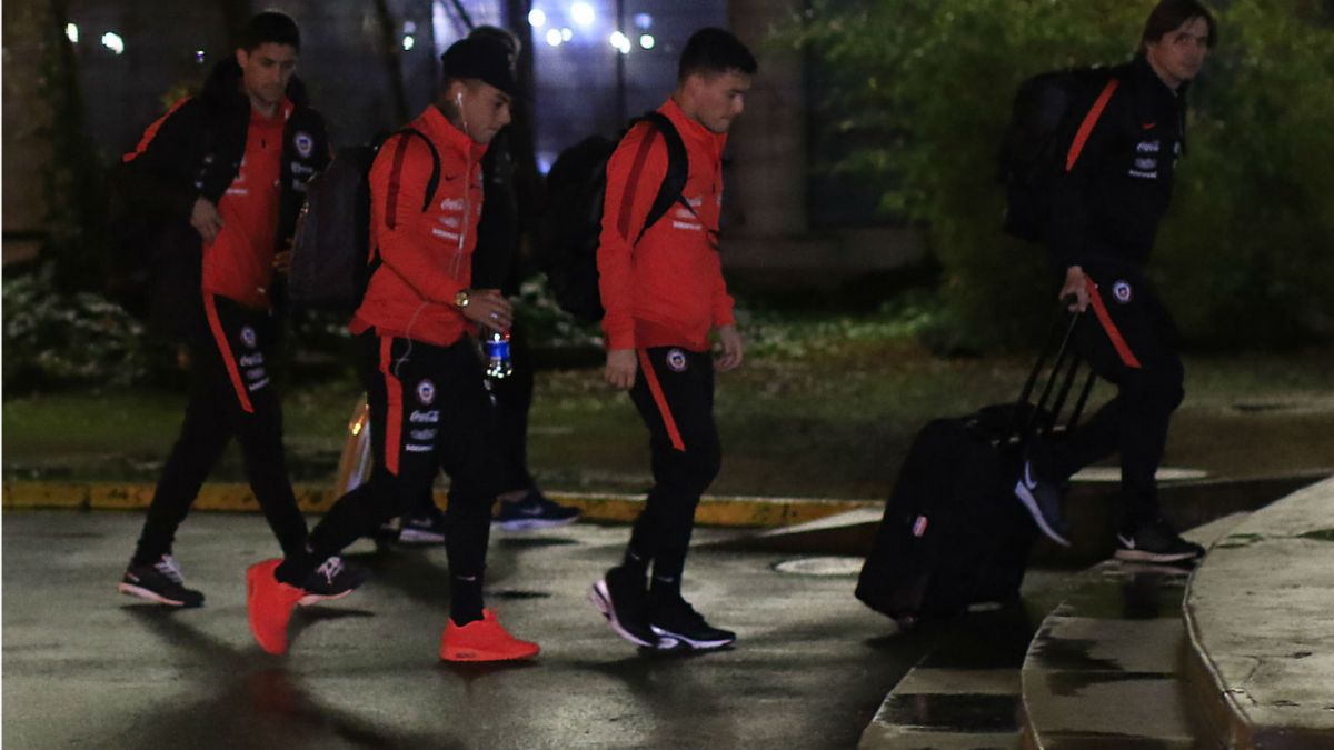 [VIDEO] La Roja viaja a Estados Unidos para luchar por la Copa América Centenario