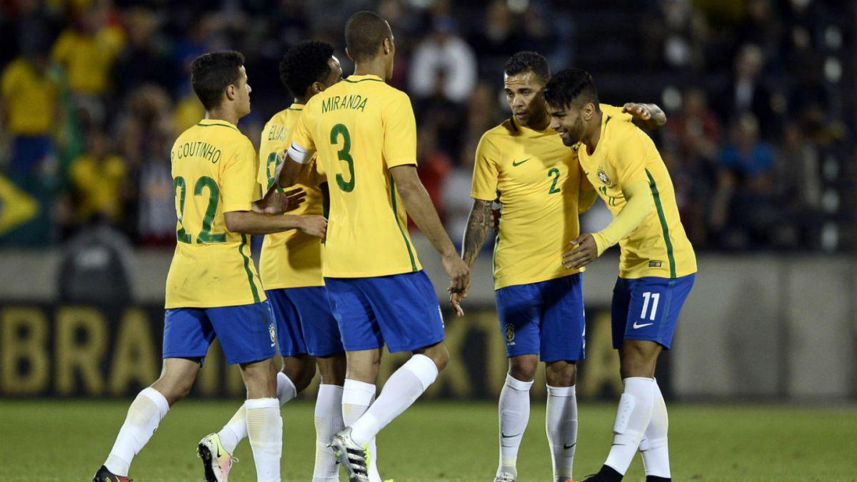 Brasil no se complica y vence a Panamá antes de la Copa América Centenario