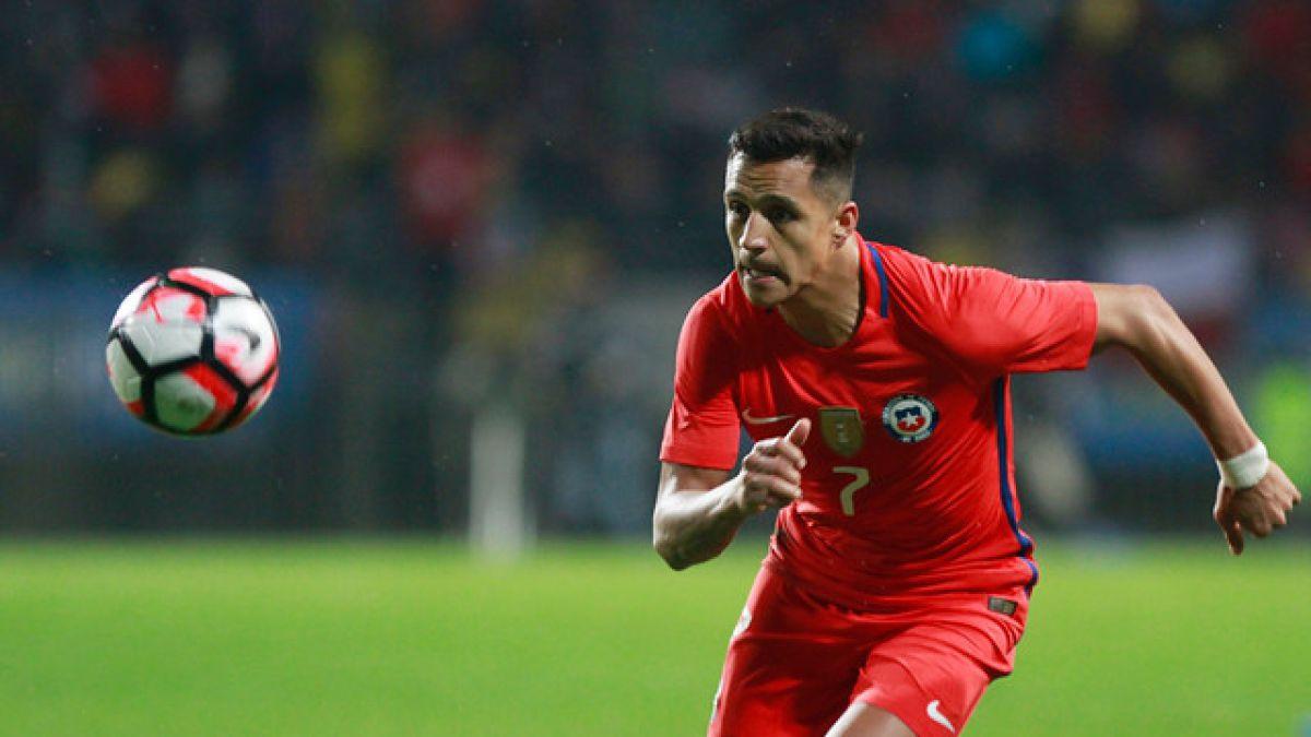 """Alexis y video motivacional de cara a la Copa Centenario: """"Vamos por más Chile"""""""