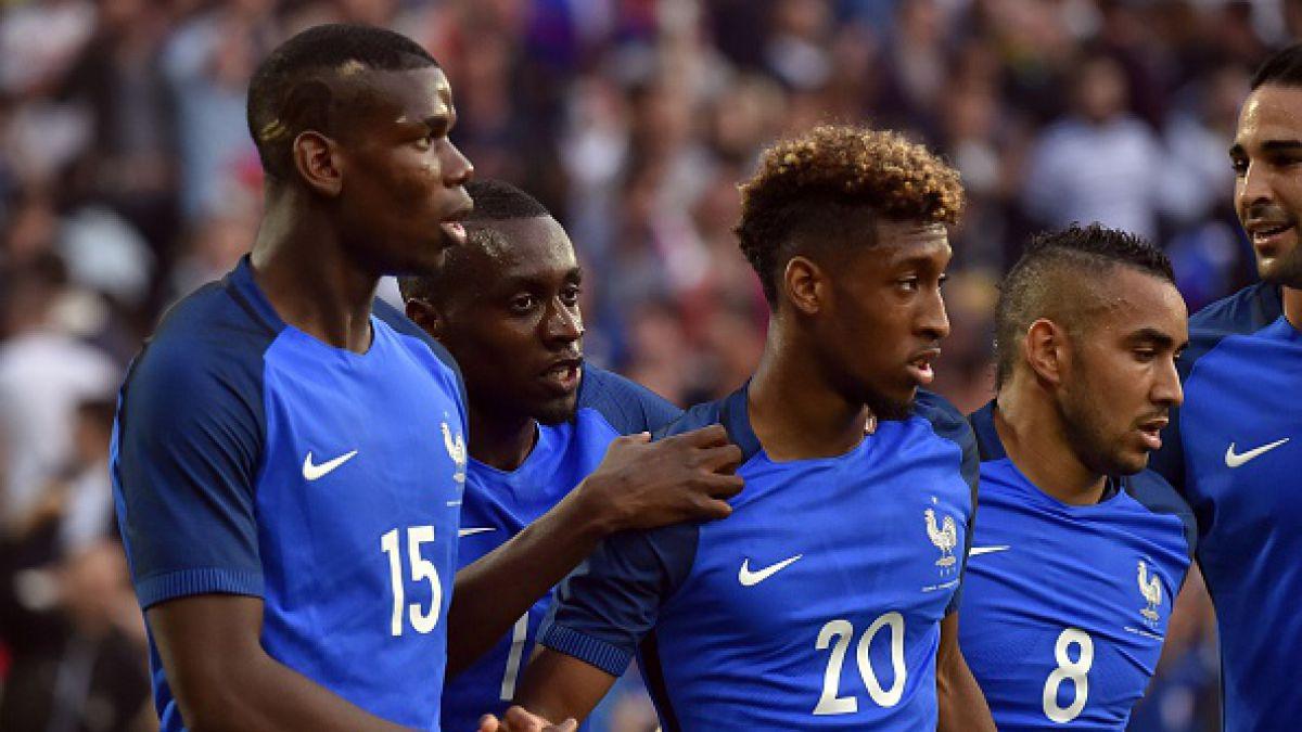 Francia vence con agónico gol a Camerún en preparación a la Eurocopa