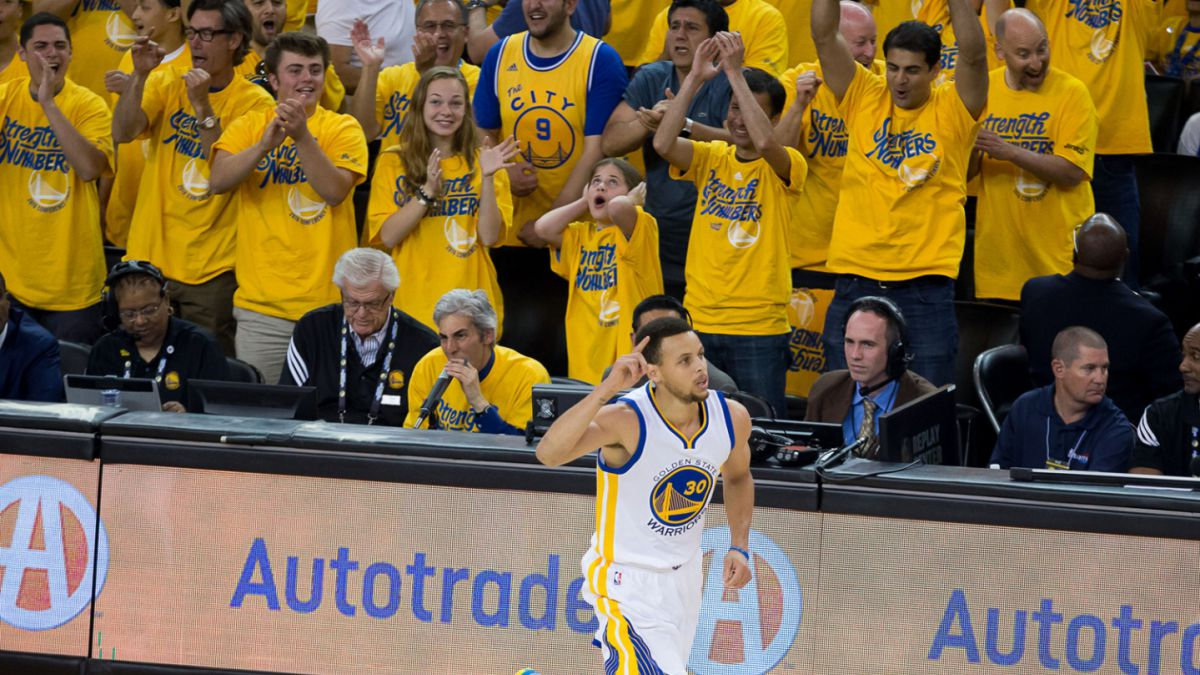 Golden State Warriors avanza a la final de la NBA tras remontar a OKC Thunder