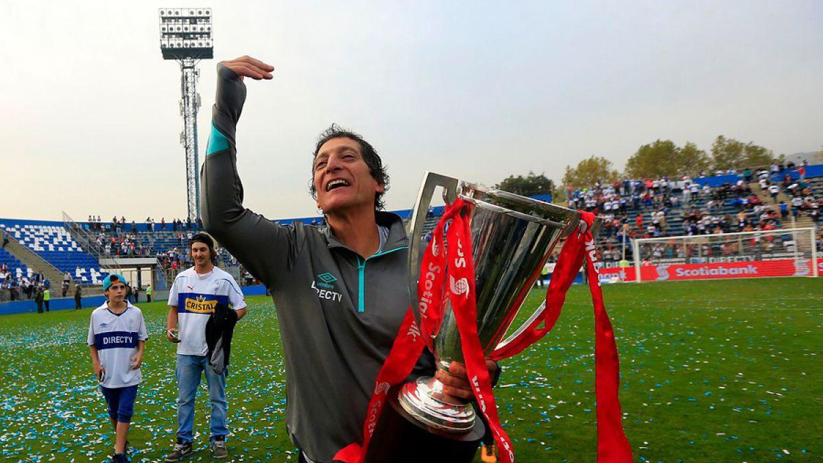 Mario Salas adelanta desafíos de la UC tras regreso a los entrenamientos
