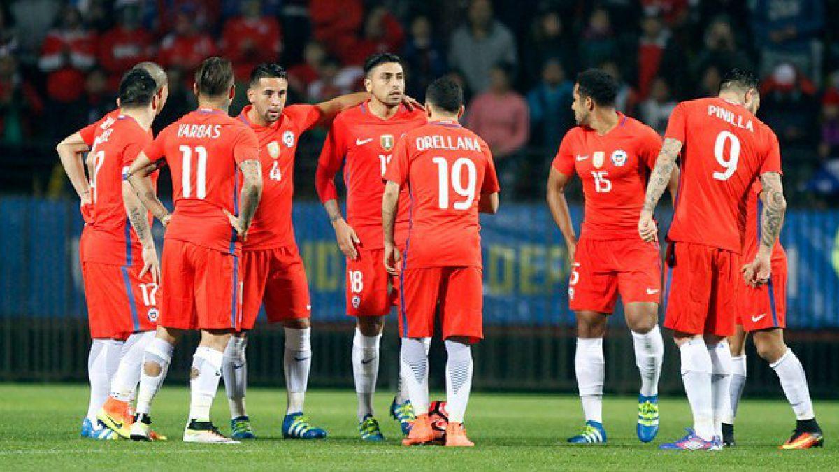 Chile se mide ante México en su último examen previo a la Copa América Centenario