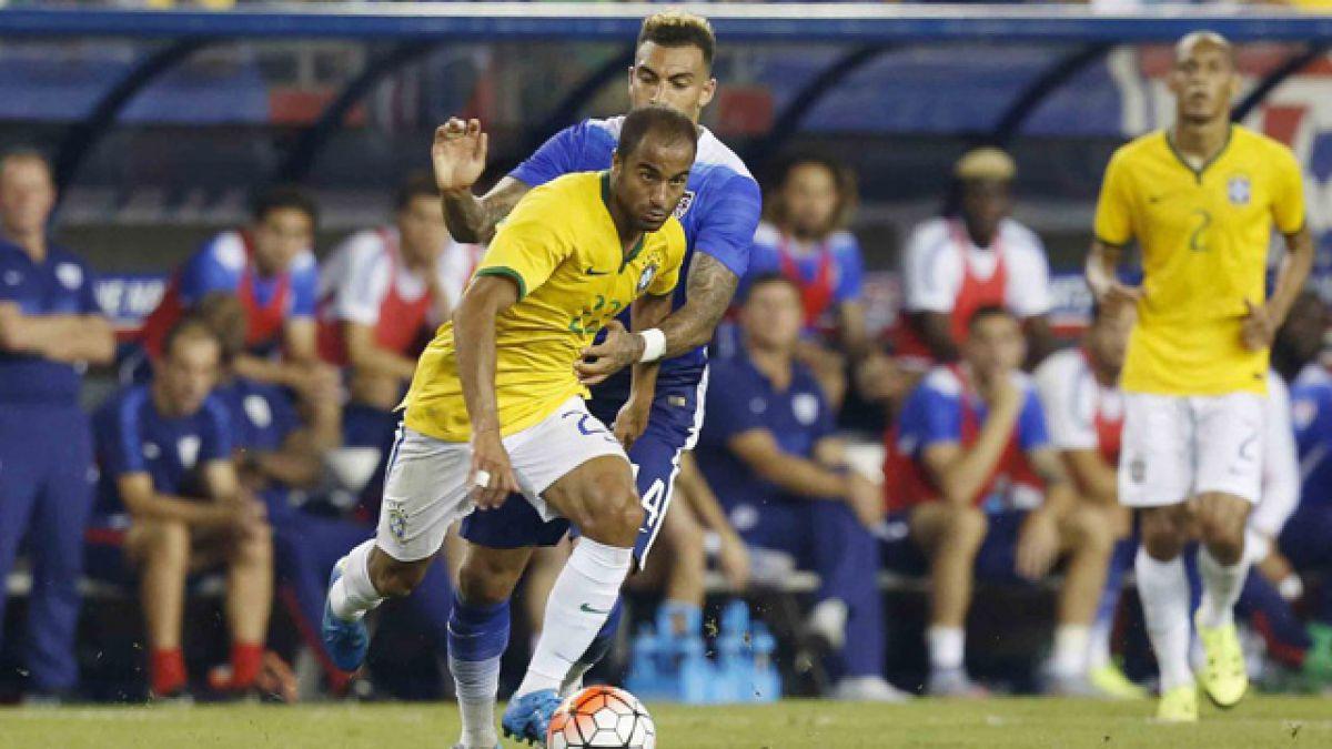 Lucas y Grohe entran por Rafinha y Ederson en Brasil para la Copa Centenario