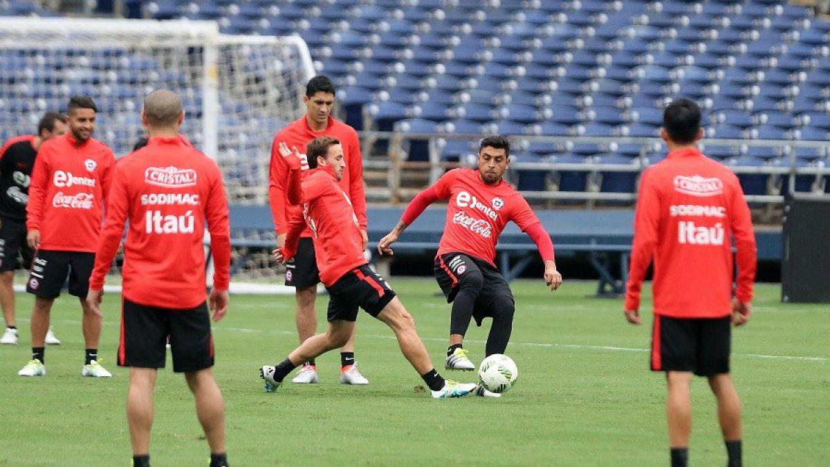 Con varias novedades: Así formaría La Roja en amistoso ante México