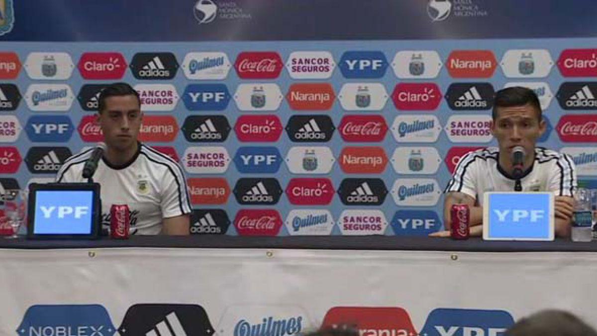 """En Argentina adelantan """"un partido intenso"""" contra Chile en el debut por la Copa Centenario"""