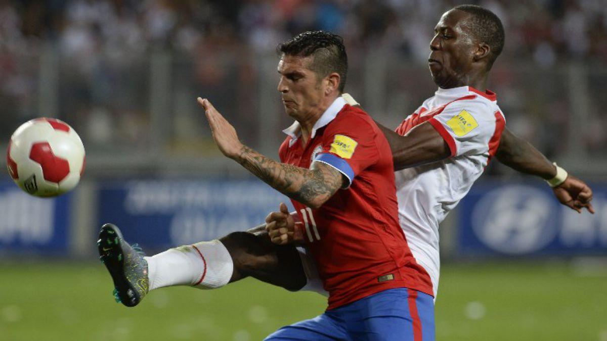 Mark González será banca en Sport Recife a la espera de posible llamado a La Roja