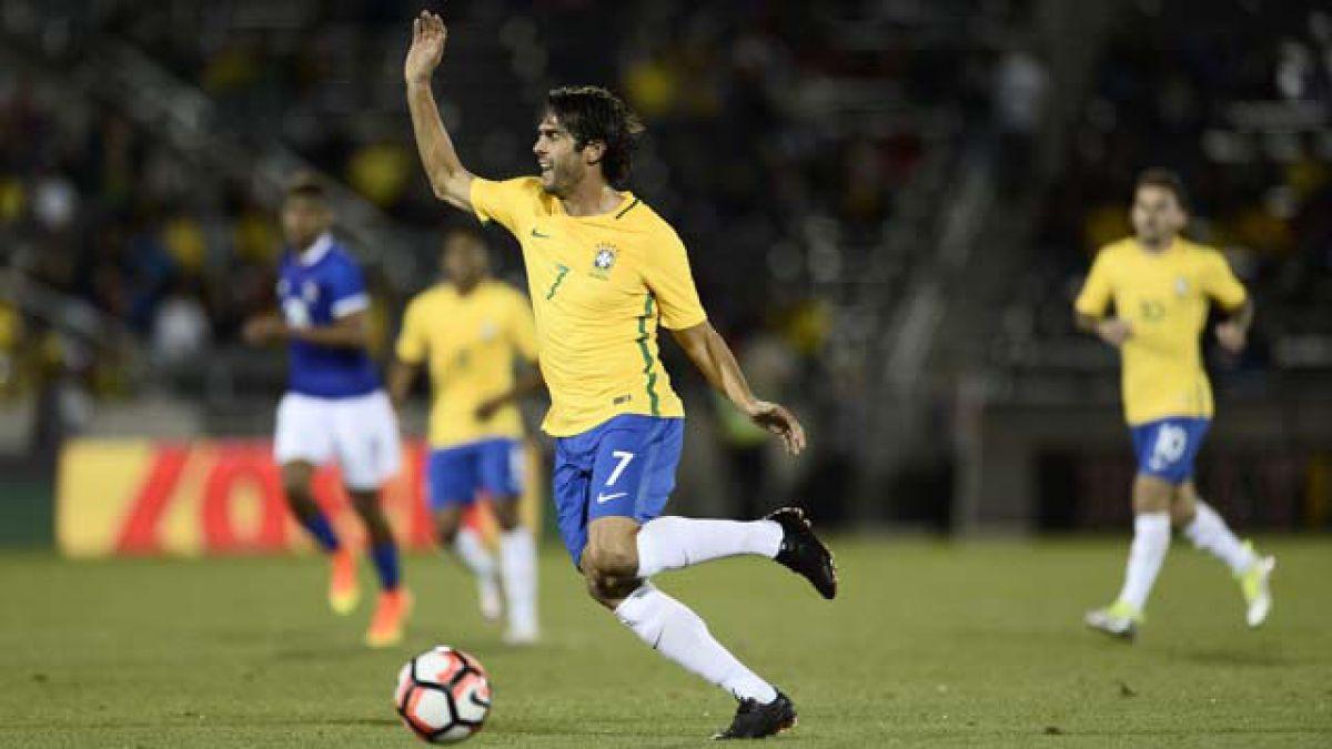 Kaká se perderá la Copa América Centenario por lesión
