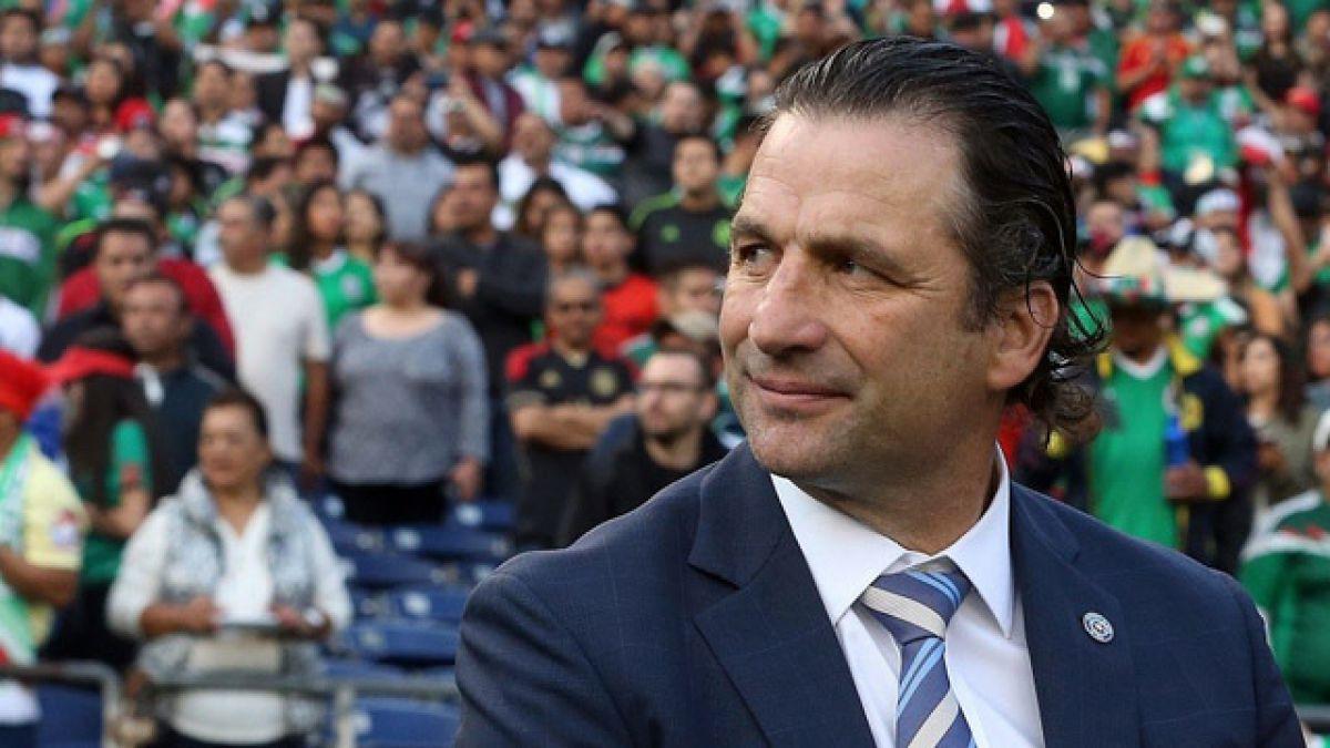 """Pizzi tras derrota ante México: """"El resultado no refleja el desarrollo del partido"""""""