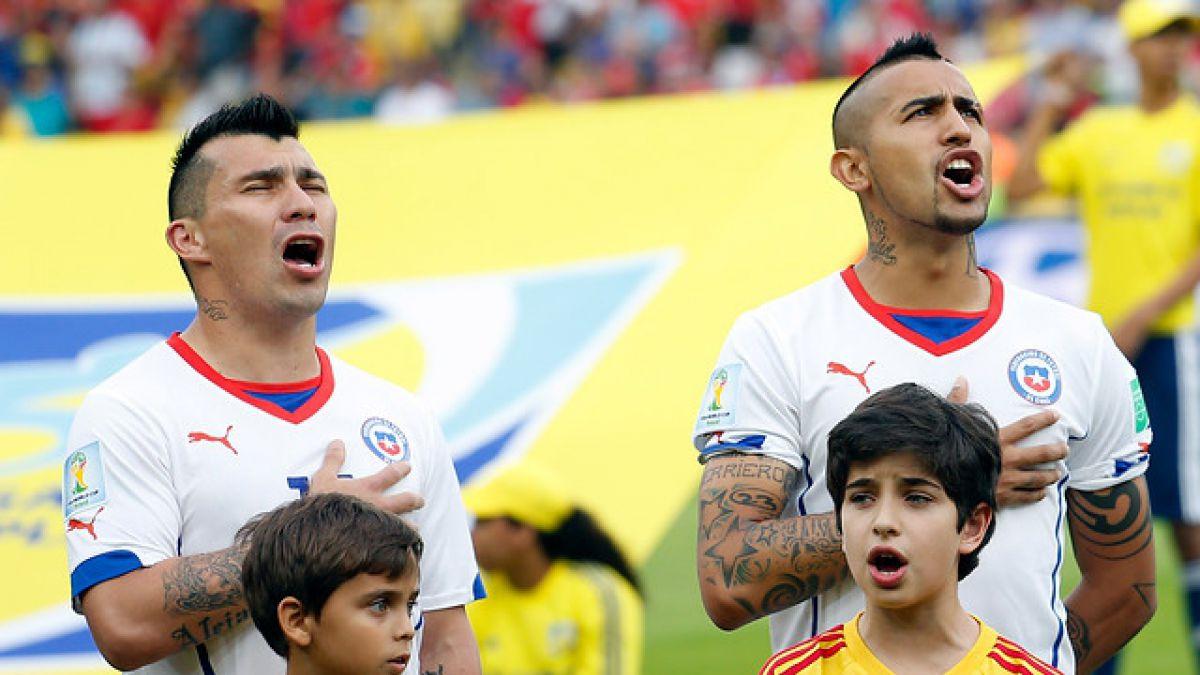 Selección chilena cae al quinto puesto del ránking FIFA correspondiente a junio