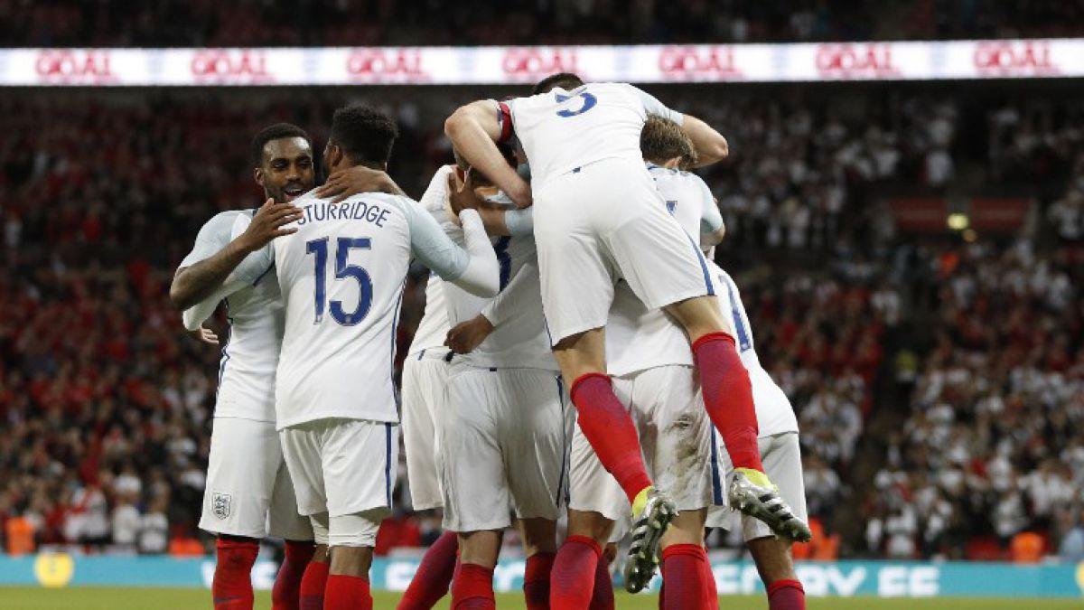 Inglaterra supera sobre la hora a Portugal en nuevo ensayo para la Euro