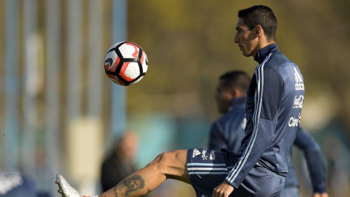 """Di María y debut frente a Chile: """"Demostramos que esa final la podríamos haber ganado"""""""