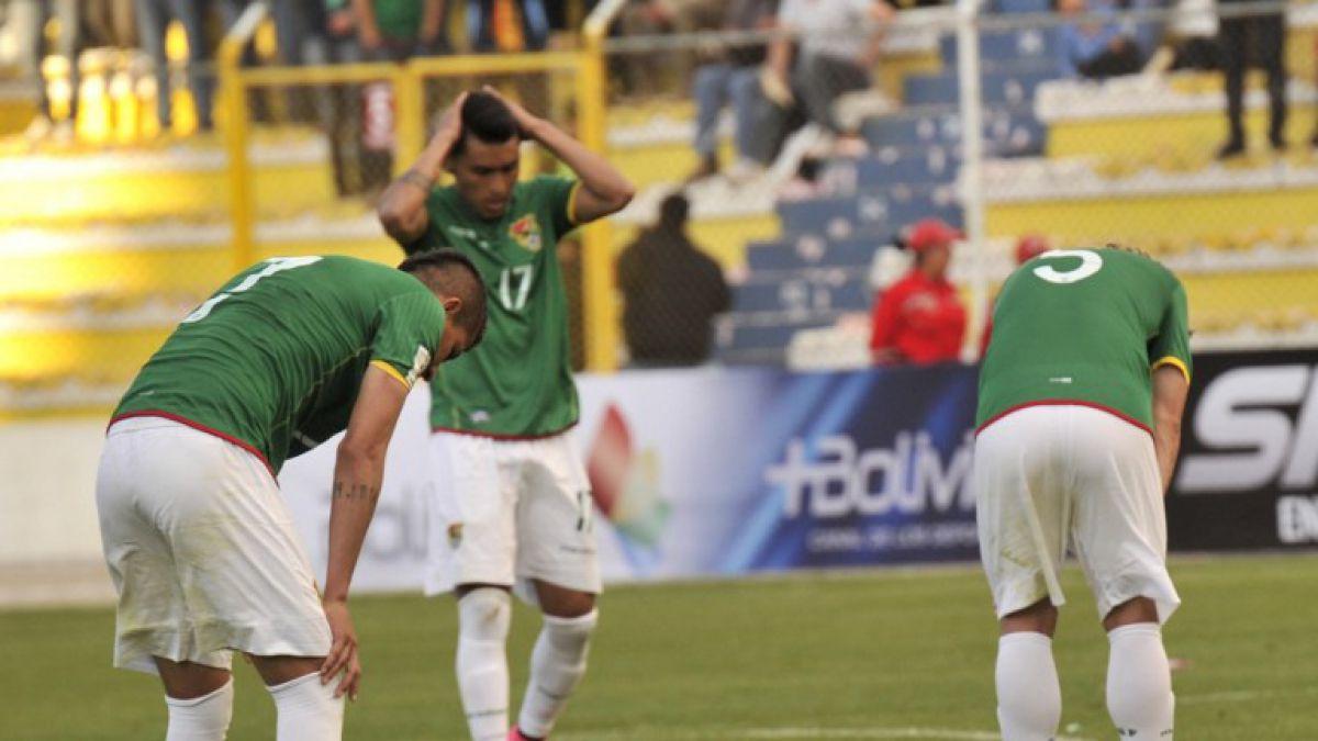 Fuerte polémica interna antecede debut de Bolivia en Copa América Centenario