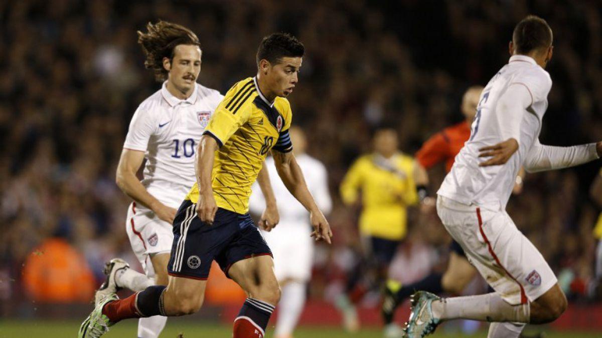 Estados Unidos y Colombia abren los fuegos de la Copa América Centenario