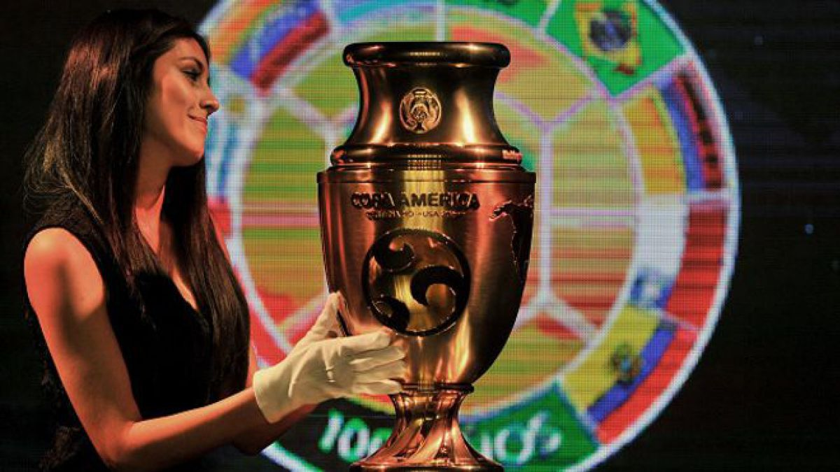 ¿Por qué la Copa América Centenario se juega en Estados Unidos?