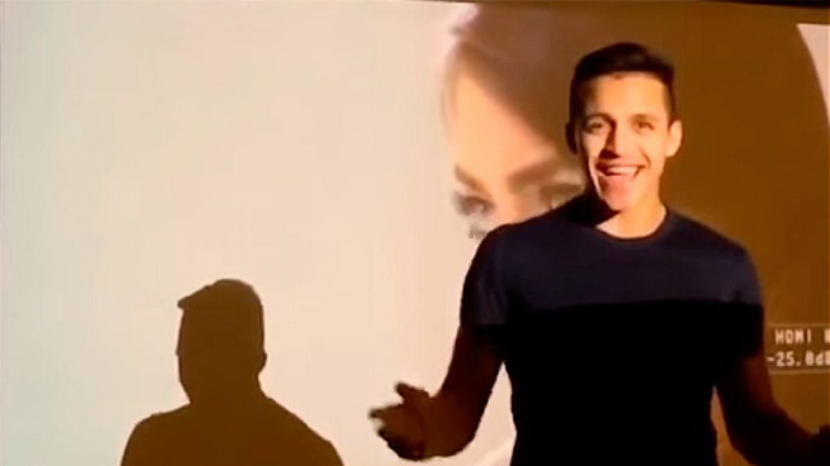 [VIDEO] Los elogios de J Balvin a su imitador Alexis Sánchez en previa de Copa Centenario