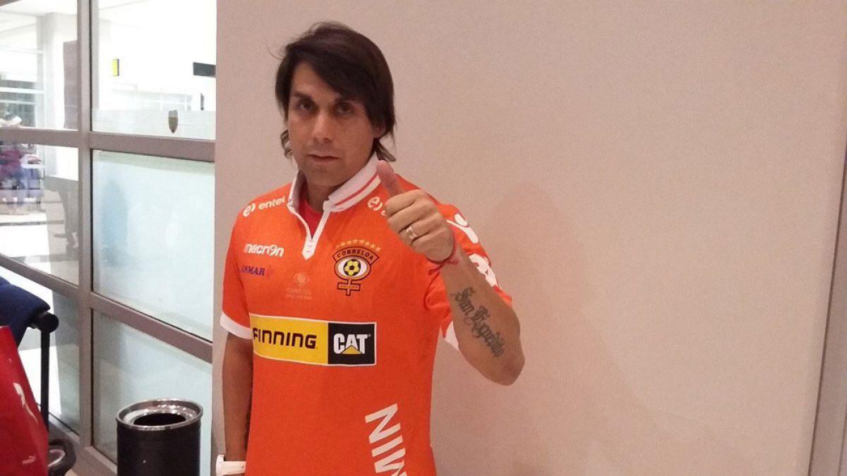 Arturo Sanhueza: Ojalá podamos dejar a Cobreloa en el sitial que merece