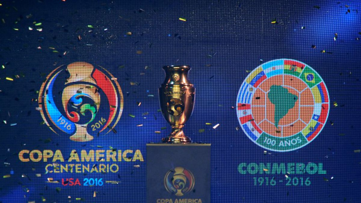 La Copa América Centenario 2016 ya se juega en Deportes 13 y T13.cl