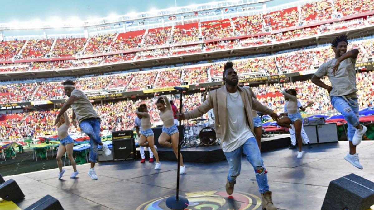 Una sencilla ceremonia abre la Copa América Centenario