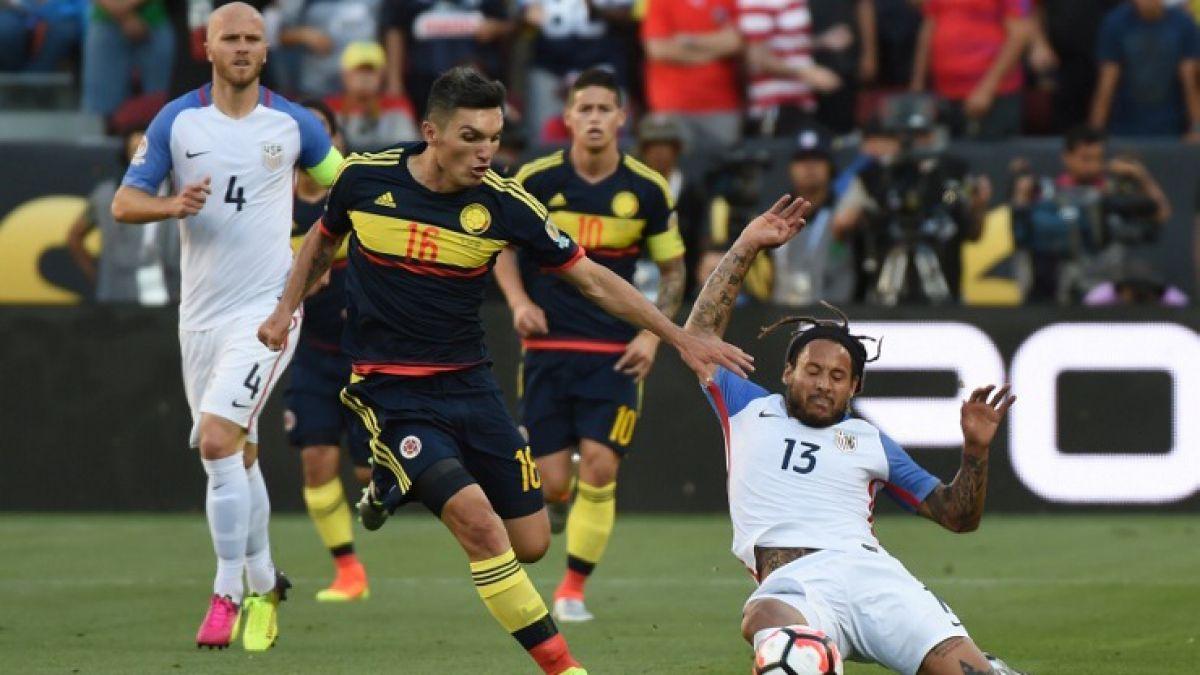 [Minuto a Minuto] Colombia está derrotando a EE.UU. en debut de la Copa Centenario