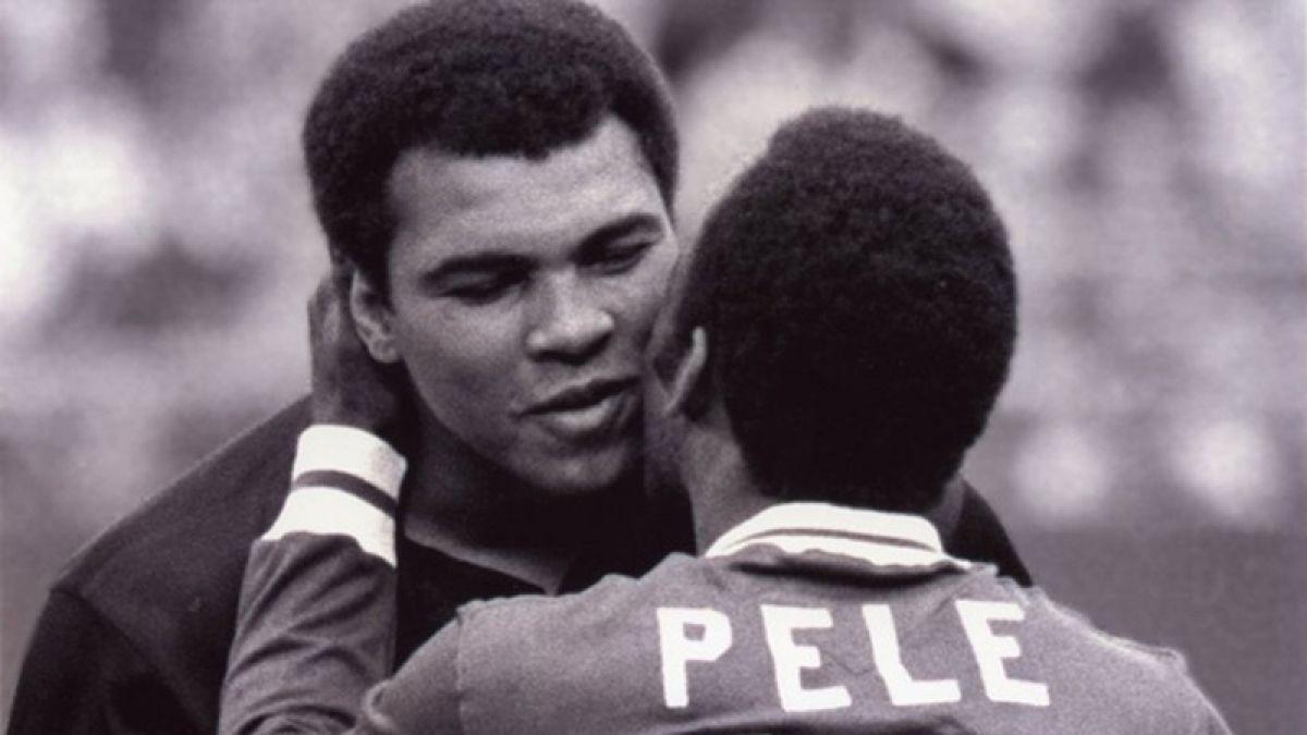Pelé lamenta muerte de Mohamed Alí: Mi amigo, mi ídolo, mi héroe