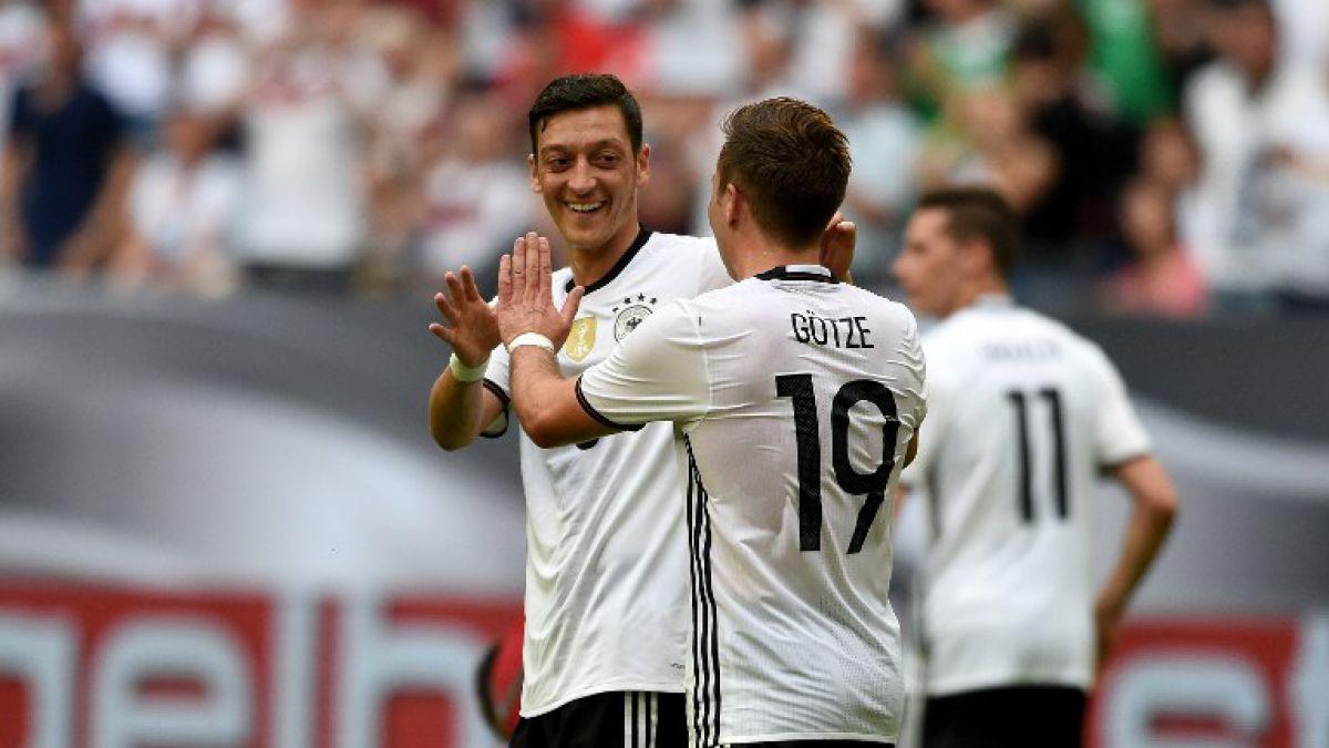 Alemania aprobó ante Hungría último examen antes de la Eurocopa