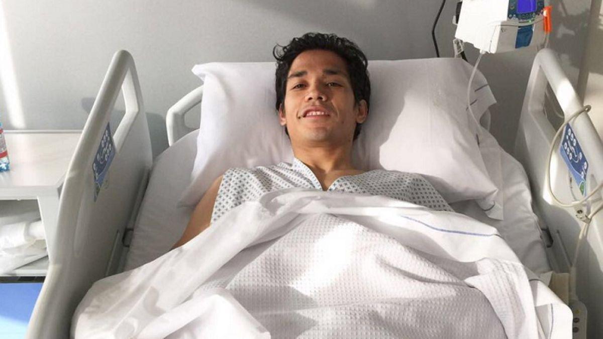 Matías Fernández fue operado con éxito y estará dos meses fuera de la canchas